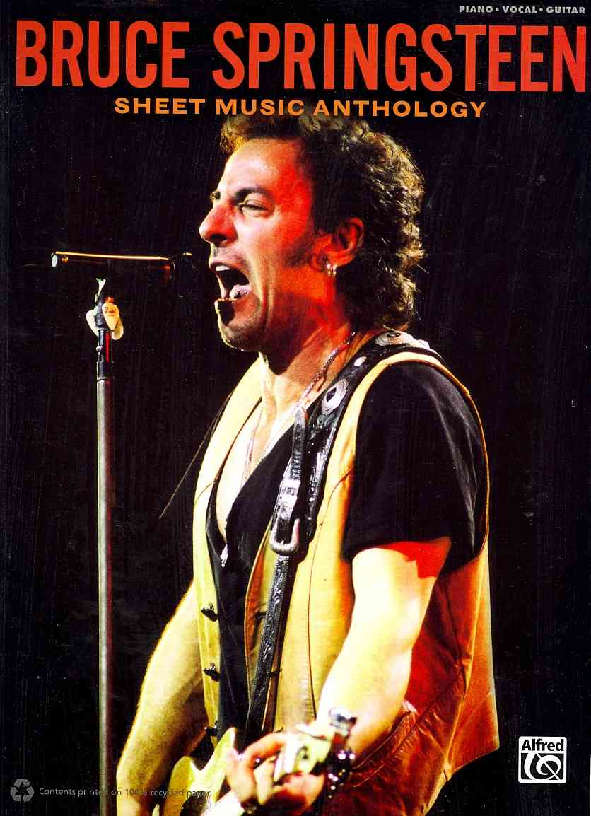 Bruce Springsteen By Springsteen, Bruce
